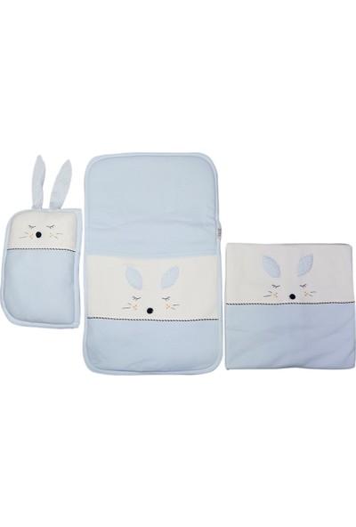 Gaye Mavi Tavşan 3'lü Alt Açma