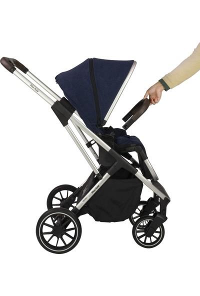 Bagi Flexfold Bebek Arabası Royal Blue