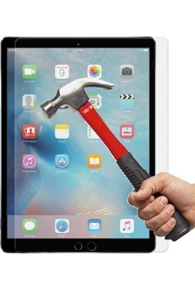 EssLeena Apple iPad 6.Nesil (2018) PlusTech Tempered Glass Kırılmaz Cam Nano 9.7 İnç (A1893/A1954) Şeffaf
