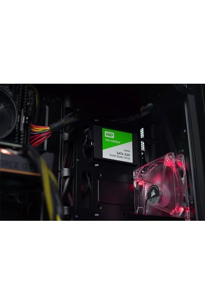 GamingTech Ulmor X V.3 AMD Ryzen 3 3100 16GB 240GB SSD GTX 1650 Freedos Masaüstü Bilgisayar