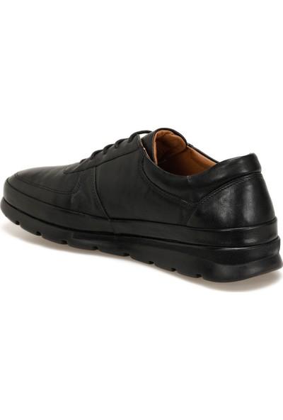 Flogart 4352 Siyah Erkek Ayakkabı