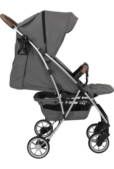 Bagi Quickfold Bebek Arabası Light Grey