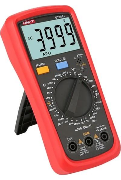 Unı-T UT39A+ Dijital Multimetre