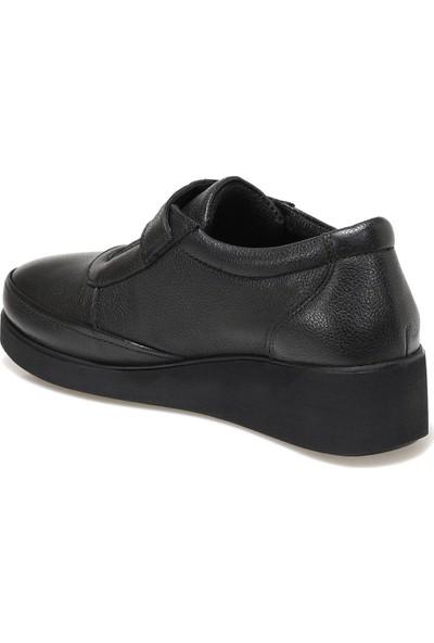 Polaris 5 Nokta 92.101038.Z Siyah Kadın Comfort Ayakkabı