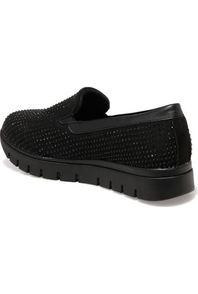 Travel Soft TRV1735 Siyah Kadın Comfort Ayakkabı