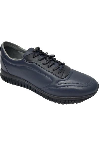 Hisaş 920 Deri Ortopedık Erkek Ayakkabı