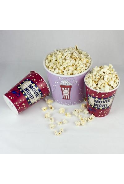 Zucci Zuccihome Popcorn Kovası 3'lü Set - Movie Night