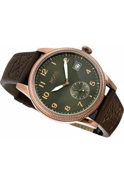 Boss 1513669 Legacy Brown Rose Gold 44mm Erkek Kol Saati