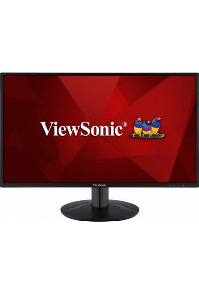 """ViewSonic VA2418 23.8"""" 75Hz 5ms (HDMI+Analog) Full HD IPS Monitör"""