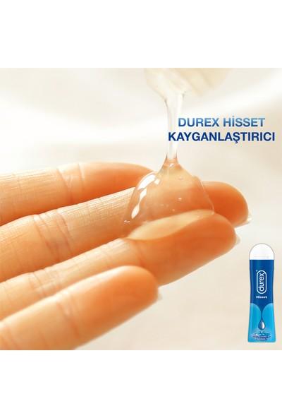 Durex Karşılıklı Zevk Geciktiricili Prezervatif 20'li+Play Jel Hisset 50 ml