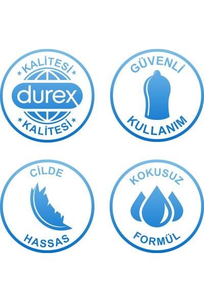 Durex Klasik Prezervatif, 20'li Avantaj Paketi + Durex Play Hisset Jel 50ML