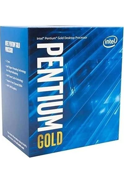 Intel Pentium Gold G6400 4.0GHz 1200 Pin 4MB Cache İşlemci