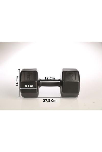 Besinistanbul 7.5 kg Dambıl X2 Adet= 15 kg