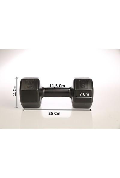 Besinistanbul 4'lü Kombinasyon 50 kg Dambıl Seti