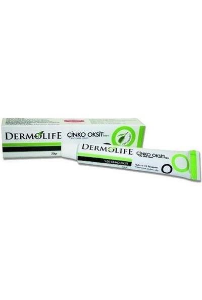 Dermolife Çinko Oksit Krem 20 gr