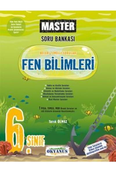 Okyanus Yayınları 6. Sınıf Master Fen Bilimleri Soru Bankası