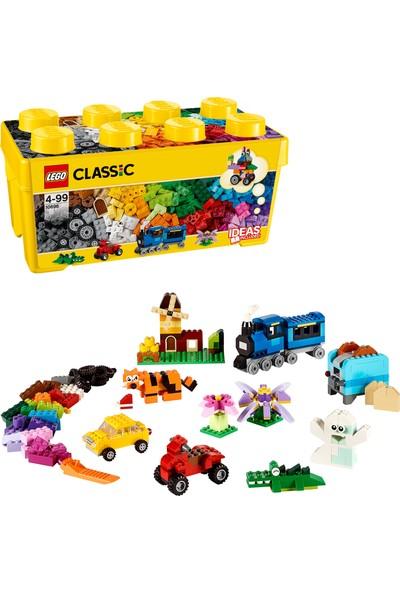LEGO® Classic 10696 Orta Boy Yaratıcı Yapım Kutusu - Çocuk Oyuncak