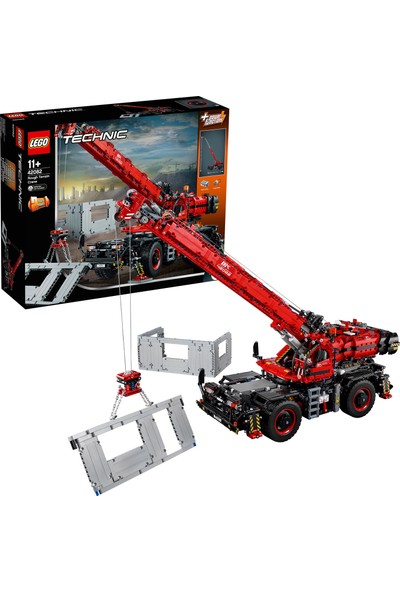 LEGO Technic 42082 Arazi Vinci