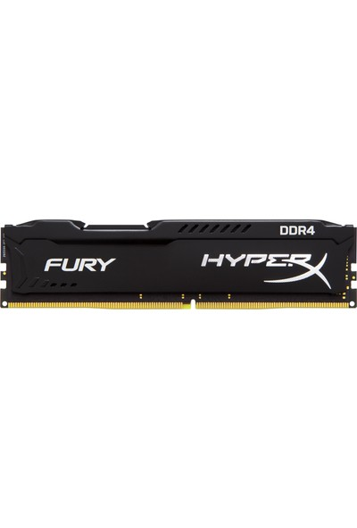 Kingston HyperX Fury Black 16GB 3200MHz DDR4 CL16 Ram HX432C16FB4/16