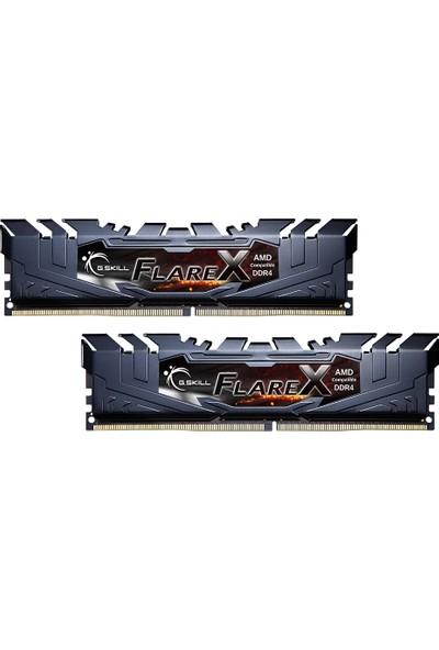 G.Skill Flare X 32(2X16) 3200MHz DDR4 CL16 Ram (F4-3200C16D-32GFX)