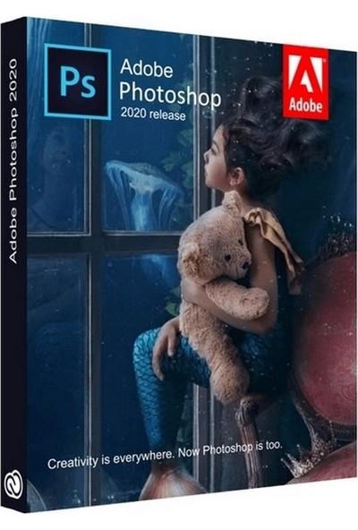 Adobe Photoshop 2020 cc Dijital Lisans Anahtarı