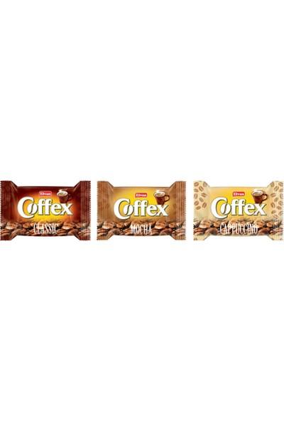 Elvan Coffex Mix (Kahve-Cappuccino-Mocha) 1000 gr