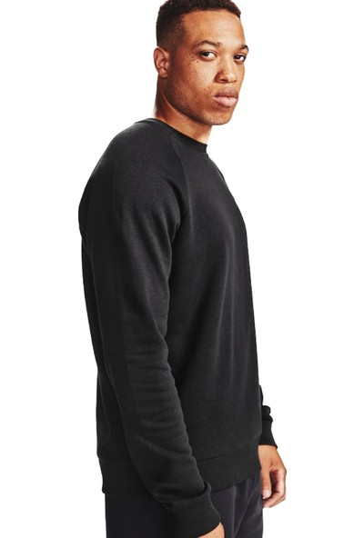 Under Armour 1357096 Rival Fleece Crew Erkek Sweatshirt