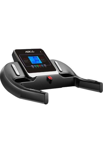 Fox Fitness Target 80H 2.60 Hp Motorlu Masajlı Koşu Bandı + 2 x 0,5 kg Neopren Dambıl