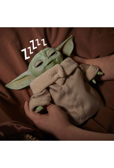 Star Wars Animatronic Baby Yoda
