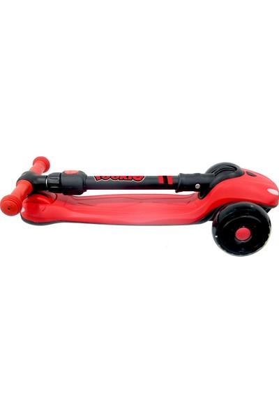Rookie Maxi Pro LED Katlanabilir Scooter