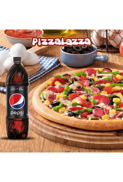 PizzaLazza Büyük Boy Sevilen Tatlar + 1 Lt Pepsi Max