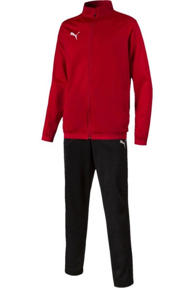Puma Erkek Kırmızı-Siyah Eşofman Takımı Tracksuit - 65530901