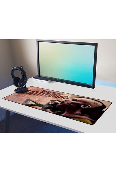 Porge Pro Gaming XL 70 x 30 cm Büyük Pubg Mouse Pad