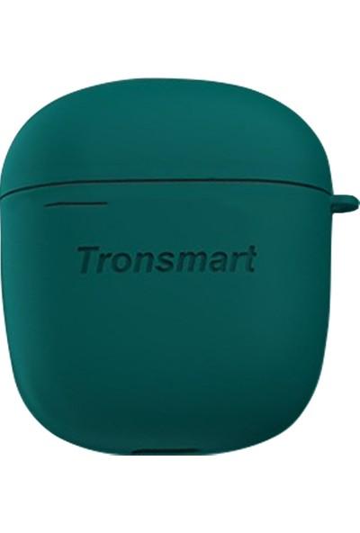 Tronsmart Onyx Ace Bluetooth Kulaklık Silikon Kılıf Yeşil