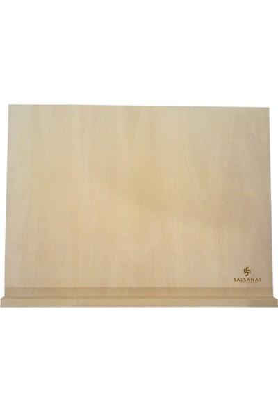 Bal Sanat Masaüstü Şövale 36 x 47 x 6.5 cm