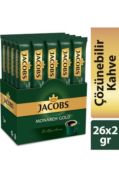 Jacobs Monarch Gold Stick 2gr x 26'lı