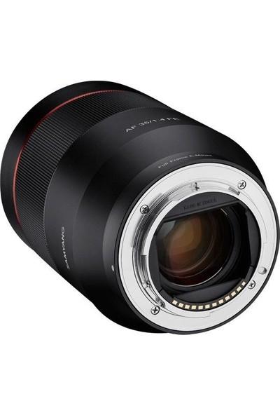Samyang AF 35mm f/1.4 FE Lens (Sony E)