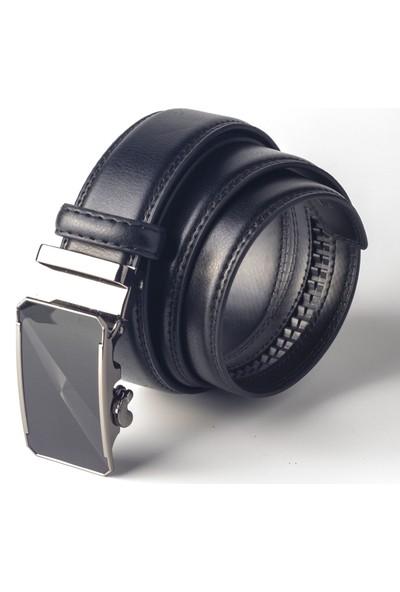 DSFSM Otomatik Mekanizmalı Erkek Kemer FSM0355 Siyah