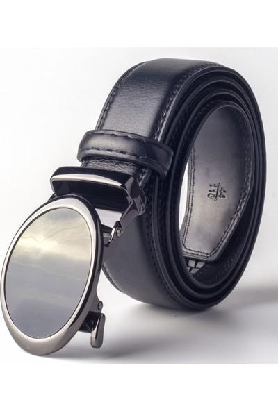 DSFSM Otomatik Mekanizmalı Erkek Kemer FSM0356 Siyah