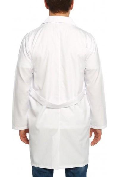 Dr. Mia Erkek Doktor İş Vizit Veteriner Laborant Eczacı Önlüğü