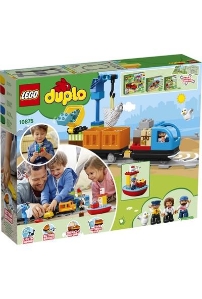 LEGO DUPLO 10875 Kargo Treni