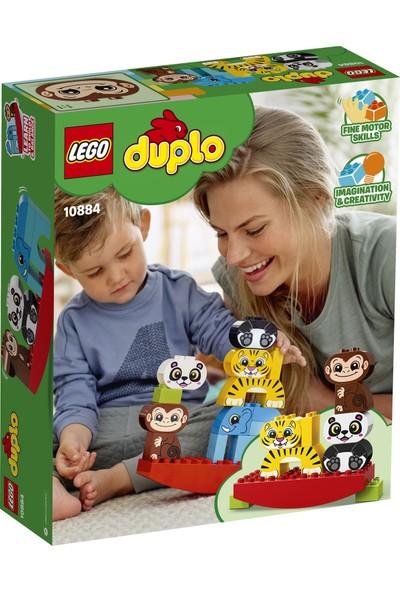 LEGO DUPLO 10884 İlk Dengede Duran Hayvanlarım