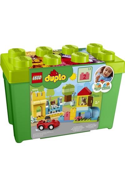 LEGO® DUPLO® 10914 Classic Lüks Yapım Parçası Kutusu