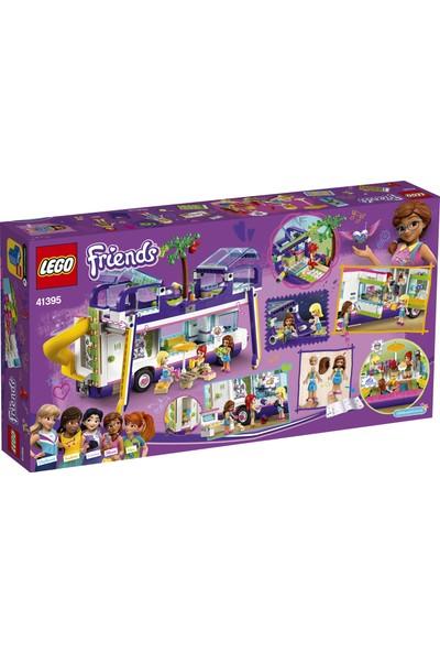LEGO® Friends 41395 Arkadaşlık Otobüsü Yapım Seti (778 Parça) - Kız Çocuk Oyuncak Araba
