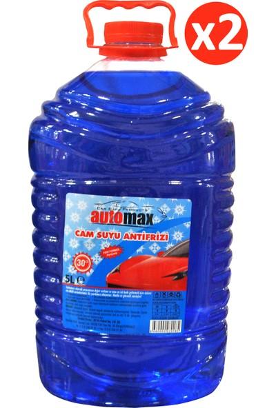 Automax Antifrizili Cam Suyu 30 °c 5 Lt x 2 Adet