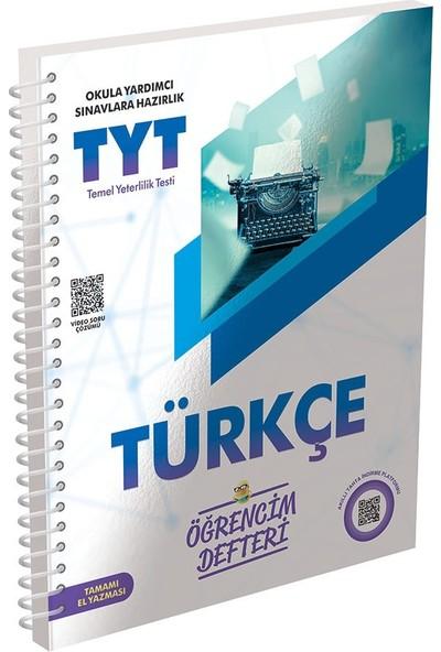 Murat TYT Video Çözümlü Türkçe Öğrencim Defteri