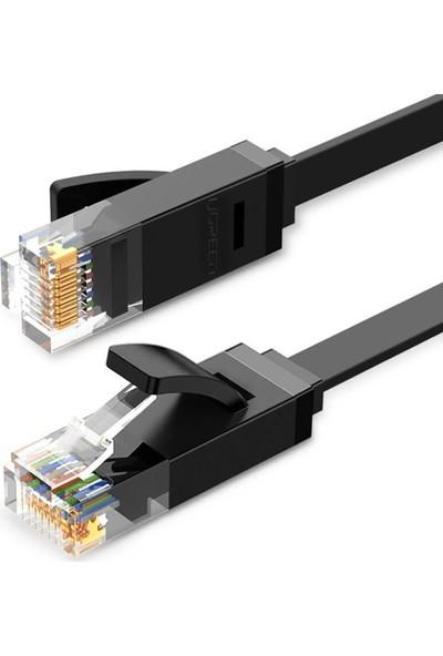 Ugreen Cat 6 Flat Ethernet Kablosu 12 mt