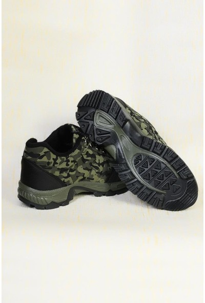 Roy Jones Erkek Outdoor Trekking Yürüyüş Ayakkabısı Rj1000