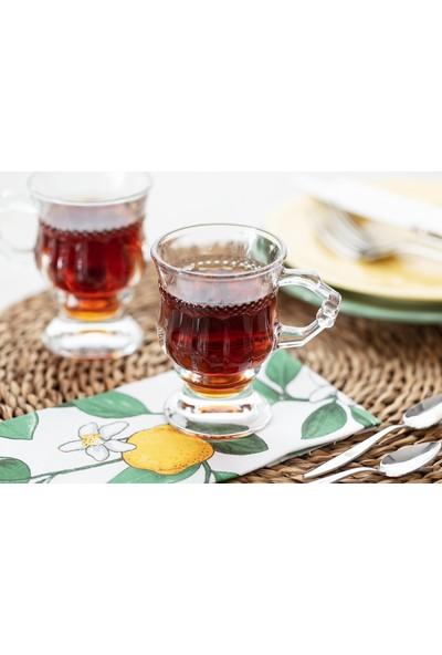 Madame Coco Majori 4'lü Çay Fincanı