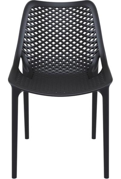 Sandalye Online Air Mutfak Sandalyesi Siyah